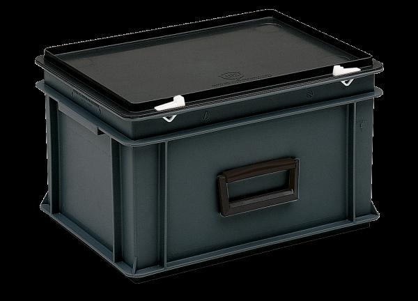 400 x 300 x 10 mm-pour eurobehälter pliables eurokasten 2.0 Édition couvercle
