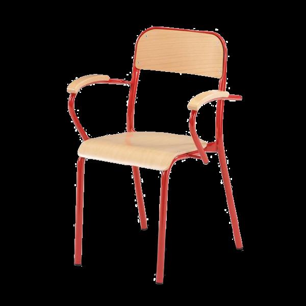 chaise scolaire avec accoudoires chaise scolaire axess industries. Black Bedroom Furniture Sets. Home Design Ideas