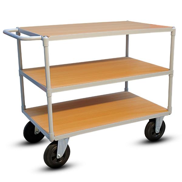 chariot de bureau pour charges lourdes chariots plateaux axess industries. Black Bedroom Furniture Sets. Home Design Ideas