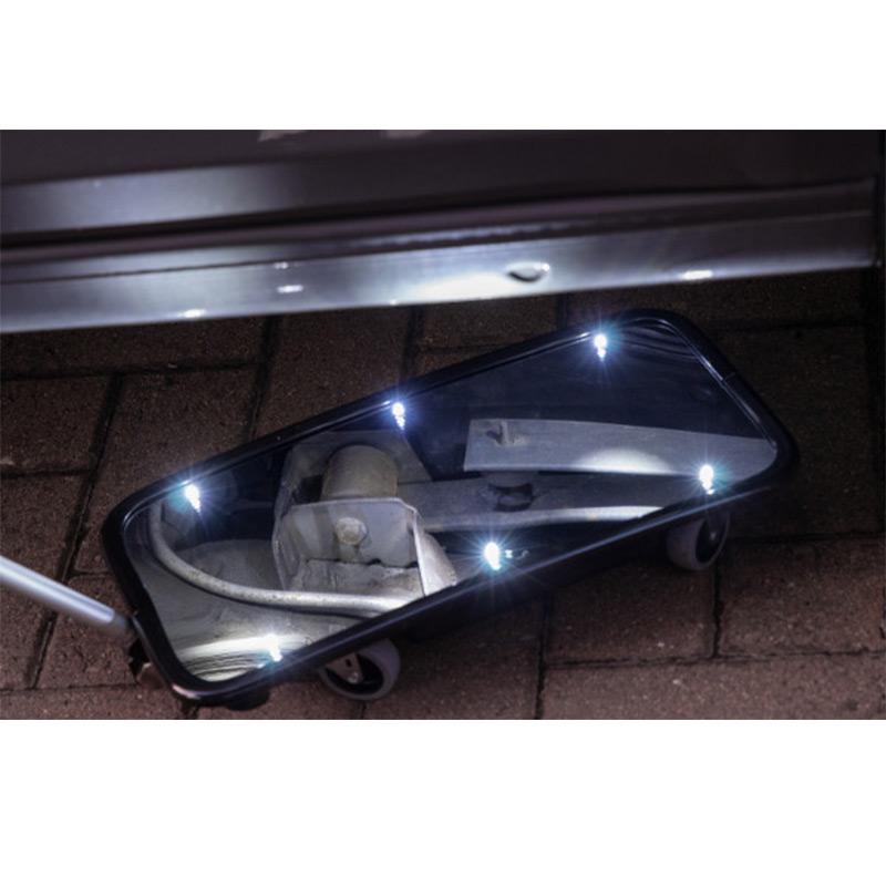 Miroir d 39 inspection led pour le contrle de vhicules for Miroir industrie