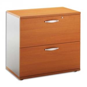 rangement bas 2 tiroirs pour dossiers suspendus mobilier de classement axess industries. Black Bedroom Furniture Sets. Home Design Ideas
